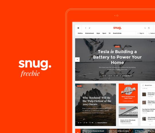 snug-ui-free