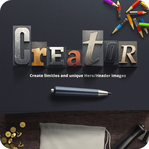 I am Creator Logo