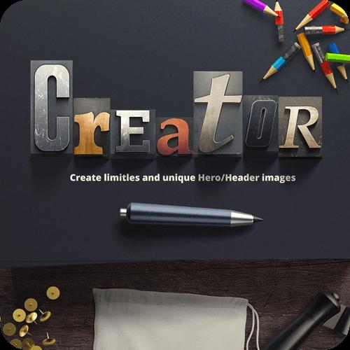 I am Creator Logo