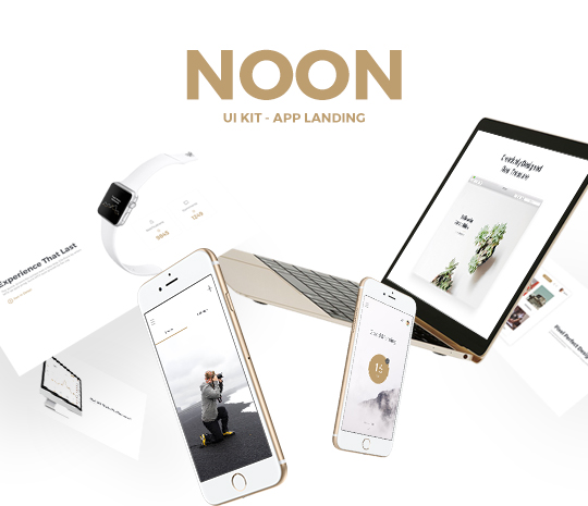 Noon UI Kit