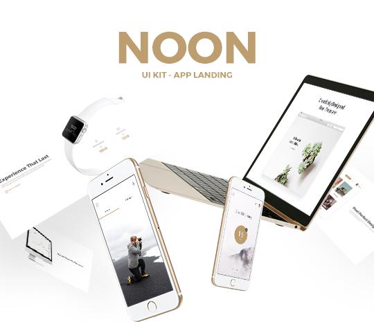 Noon UI Kit
