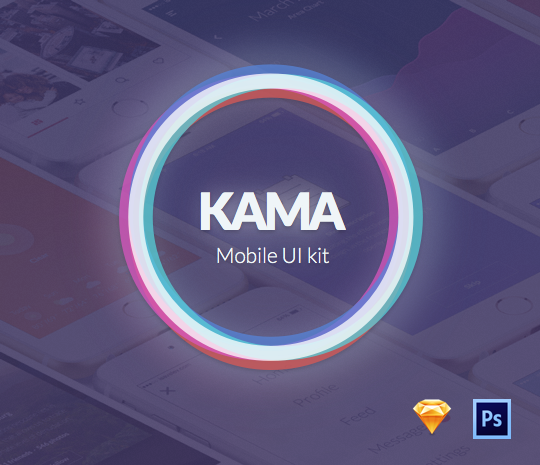 Kama iOS UI Kit