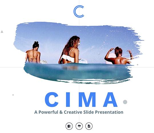 Cima Slides