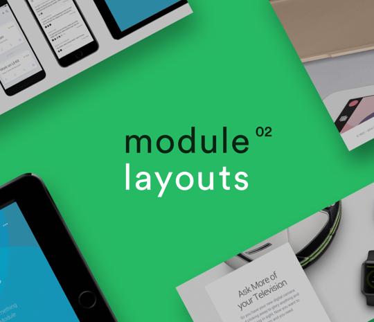 Module 02: Layouts