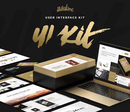 Milestone UI Kit