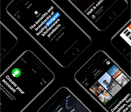 Stack iOS UI Kit