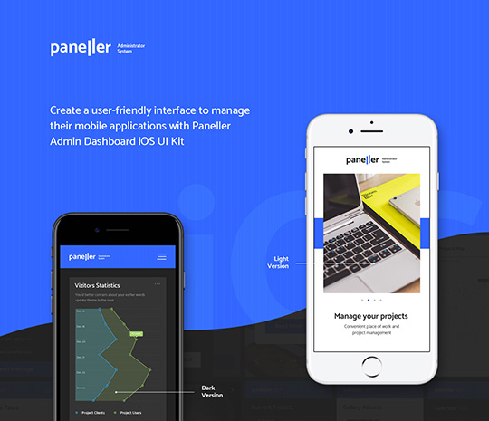 Paneller – iOS UI Kit