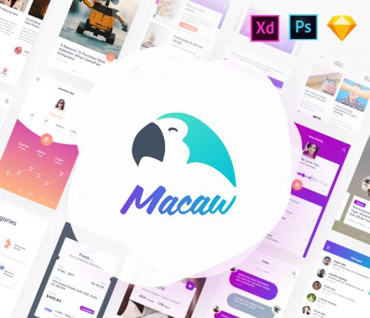 Macaw UI Kit