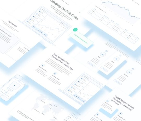 Method – Wireframe Kit