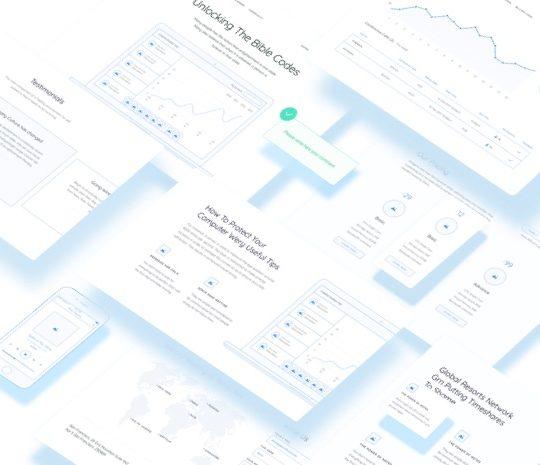 Method – Wireframe Kit