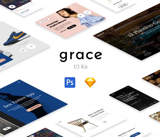 Grace UI Kit