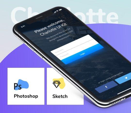 Charlotte iOS UI Kit