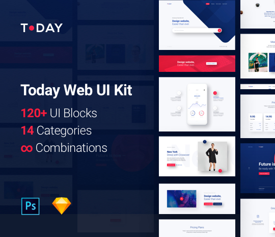 Today Web UI Kit