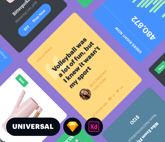 Universal Web UI Kit