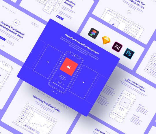 Method Wireframe Kit 2