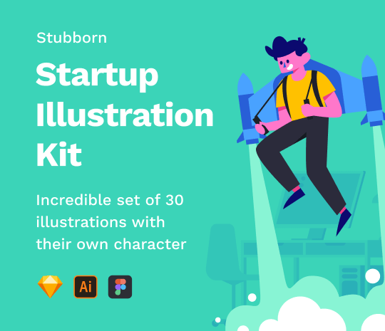 Stubborn Illustrations