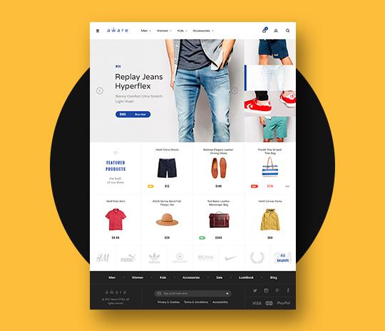 Aware UI Kit Free