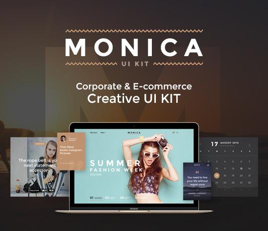 Monica UI Kit