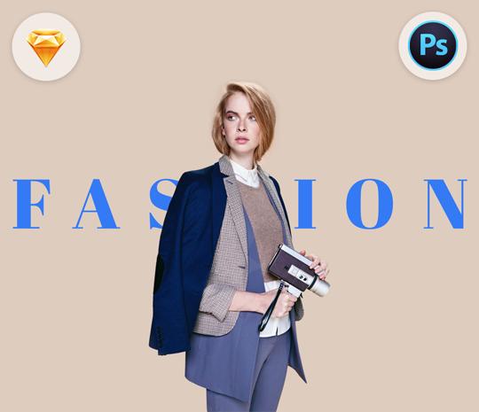 Fashion UI Kit