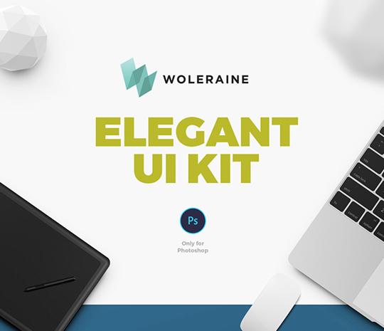 Woleraine UI Kit