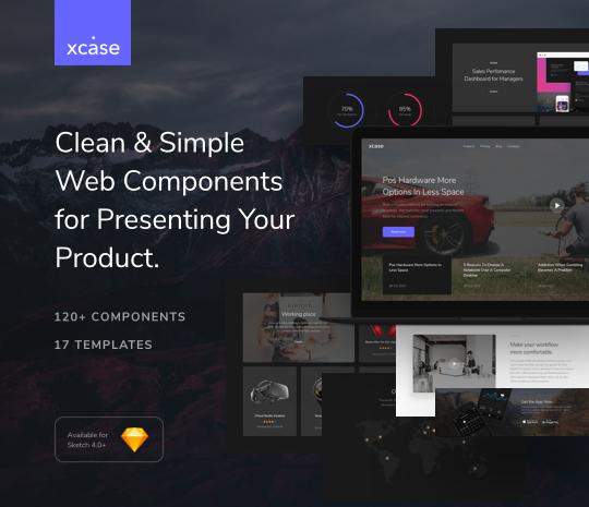 XCASE UI Kit