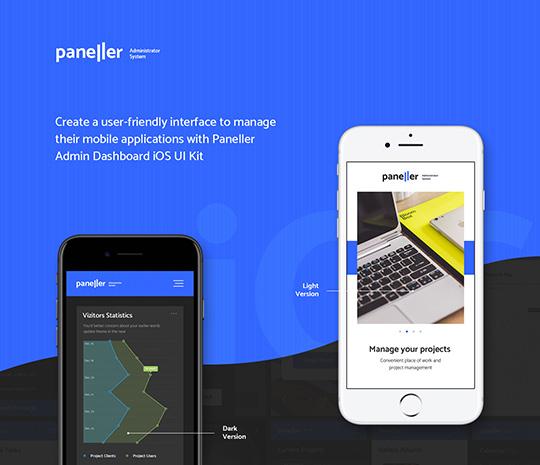 Paneller – iOS UI Kit