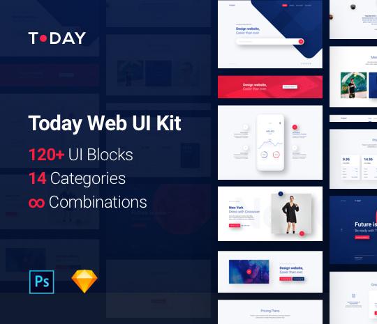 Today Web UI Kit