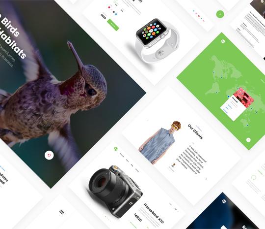 One More UI Kit