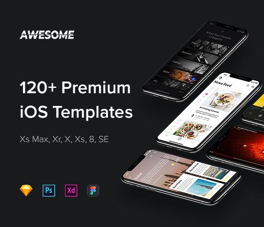 Awesome iOS UI Kit