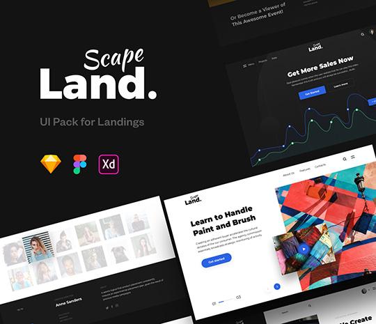 Landscape UI Pack