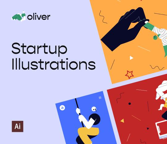 Oliver Illustrations